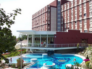 Danubius Health Spa Resort Aqua Hotel