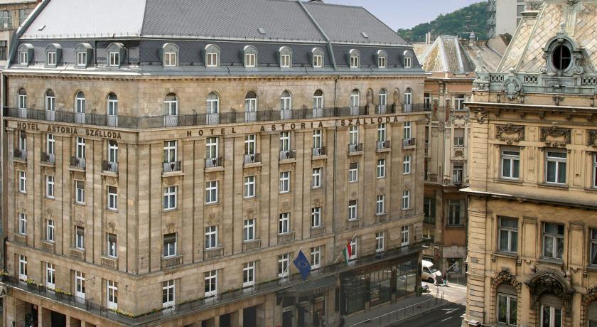Image #1 - Danubius Hotel Astoria City Center - Budapest