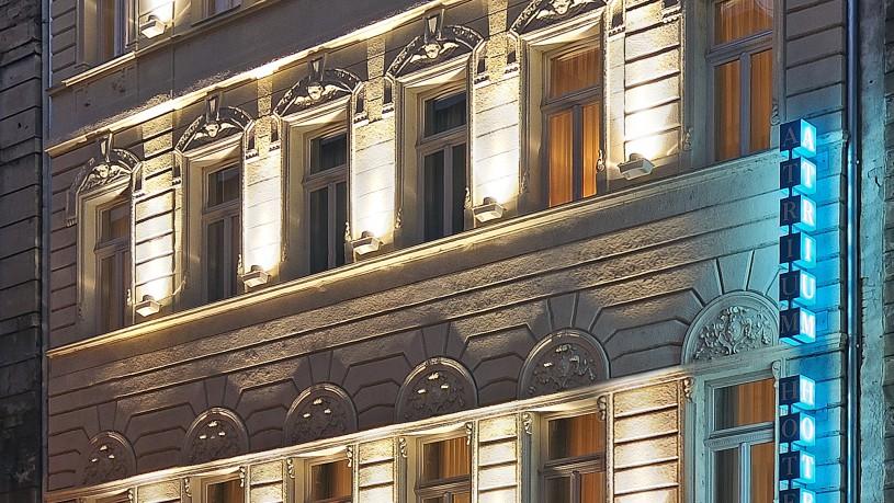Image #1 - Atrium Hotel - Budapest