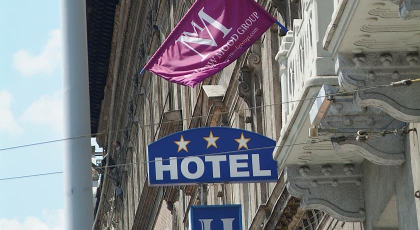 Image #1 - Baross City Hotel - Budapest