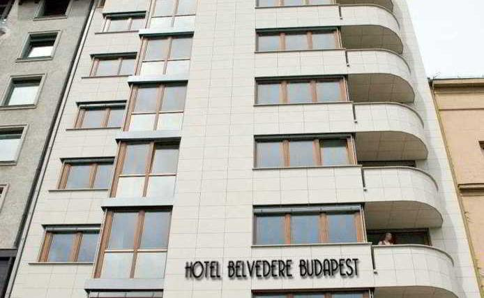 Image #1 - Hotel Belvedere - Budapest