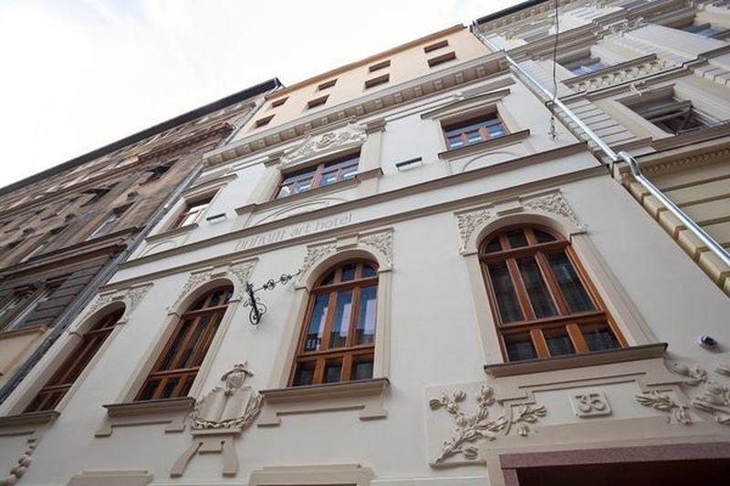 Image #1 - Hotel Bohem Art - Budapest