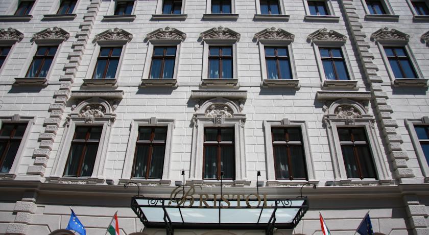 Image #1 - Three Corners Hotel Bristol - Budapest