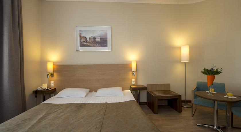 Image #5 - Three Corners Hotel Bristol - Budapest
