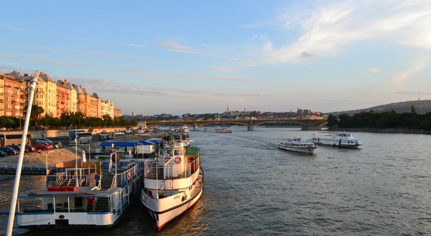 Image #5 - Fortuna Boat Hotel - Budapest