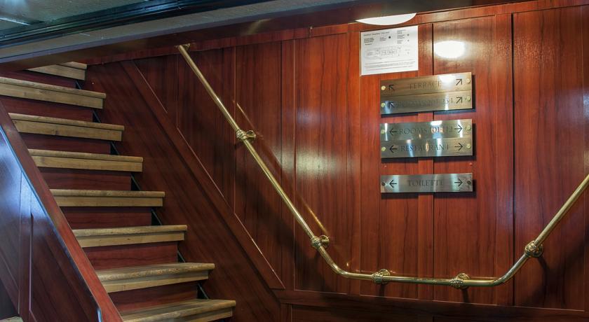 Image #13 - Fortuna Boat Hotel - Budapest
