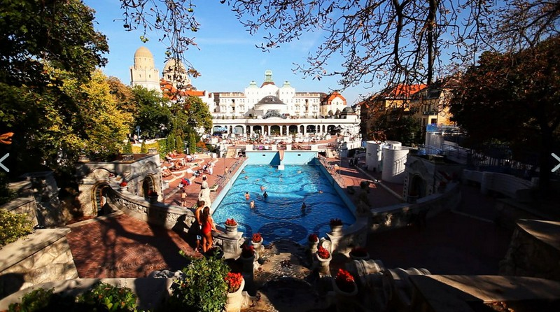 Image #8 - Danubius Hotel Gellért - Budapest