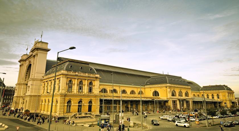 Image #12 - Novum Hotel Golden Park - Budapest
