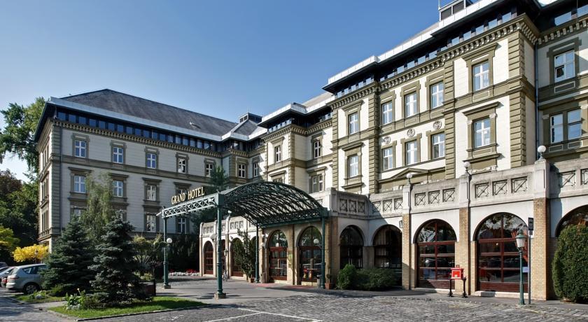 Image #1 - Danubius Grand Hotel Margitsziget - Budapest