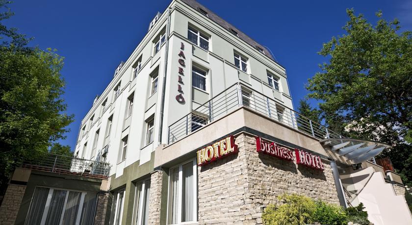 Image #1 - Jagello Business Hotel - Budapest