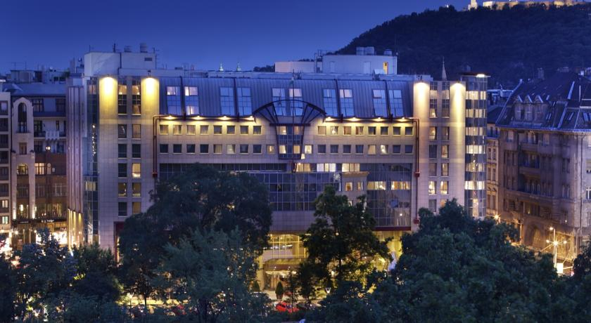 Image #2 - Hotel Kempinski Corvinus - Budapest
