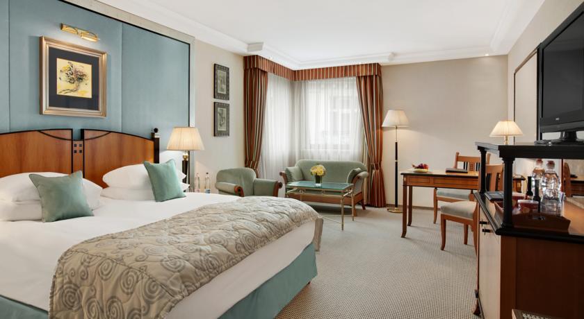 Image #3 - Hotel Kempinski Corvinus - Budapest