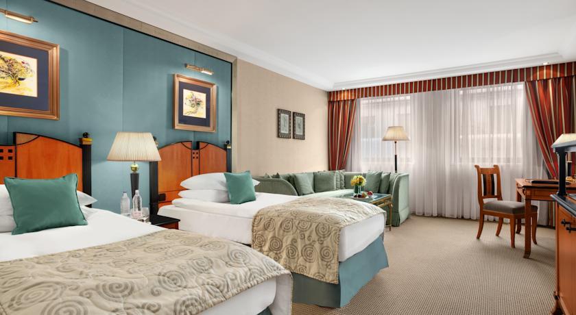 Image #4 - Hotel Kempinski Corvinus - Budapest