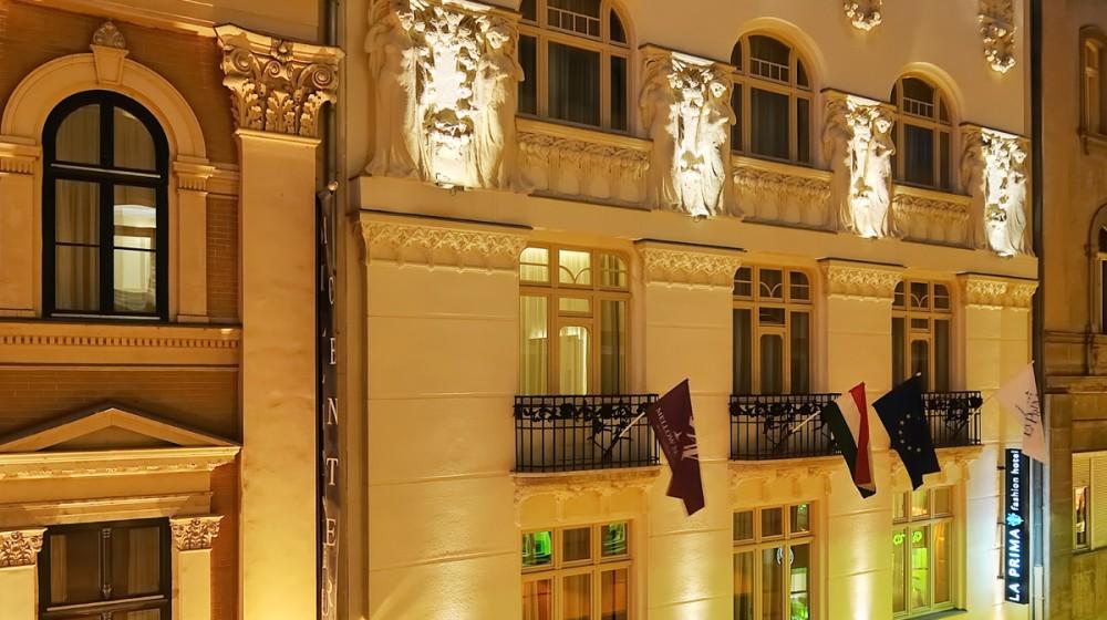 Image #1 - La Prima Fashion Hotel - Budapest