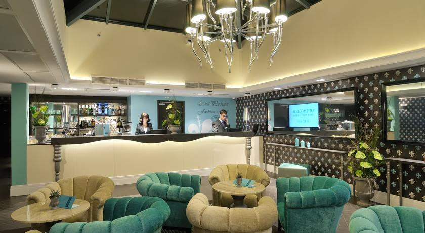 Image #8 - La Prima Fashion Hotel - Budapest