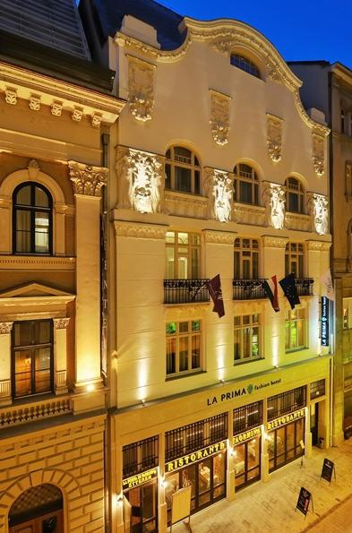 Image #17 - La Prima Fashion Hotel - Budapest