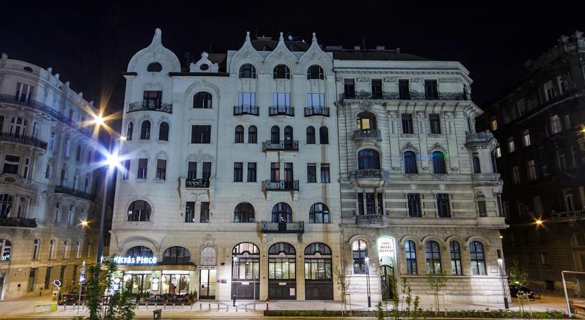 Image #11 - City Hotel Mátyás - Budapest