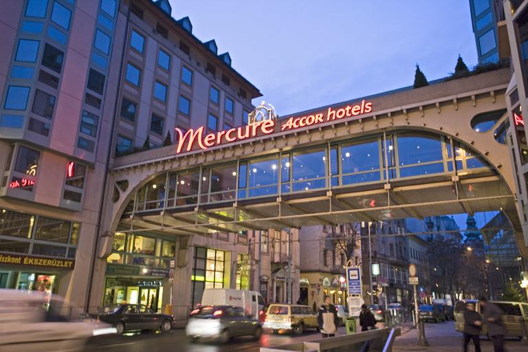 Image #1 - Mercure Budapest Korona Hotel - Budapest