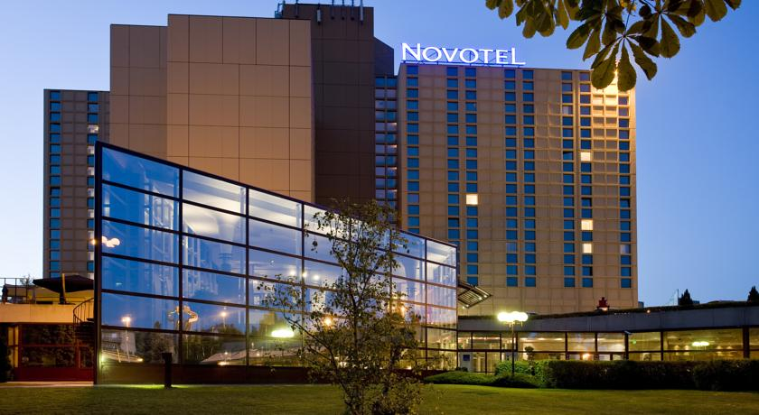 Image #1 - Hotel Novotel Budapest City - Budapest