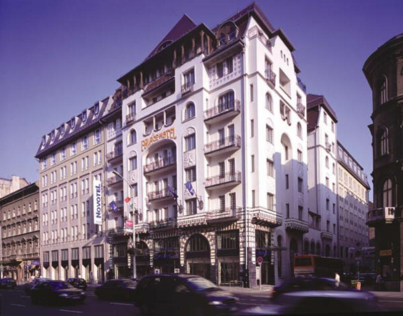 Image #1 - Novotel Budapest Centrum Hotel - Budapest