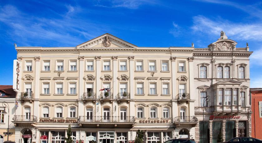 Image #1 - Pannonia Hotel  - Sopron
