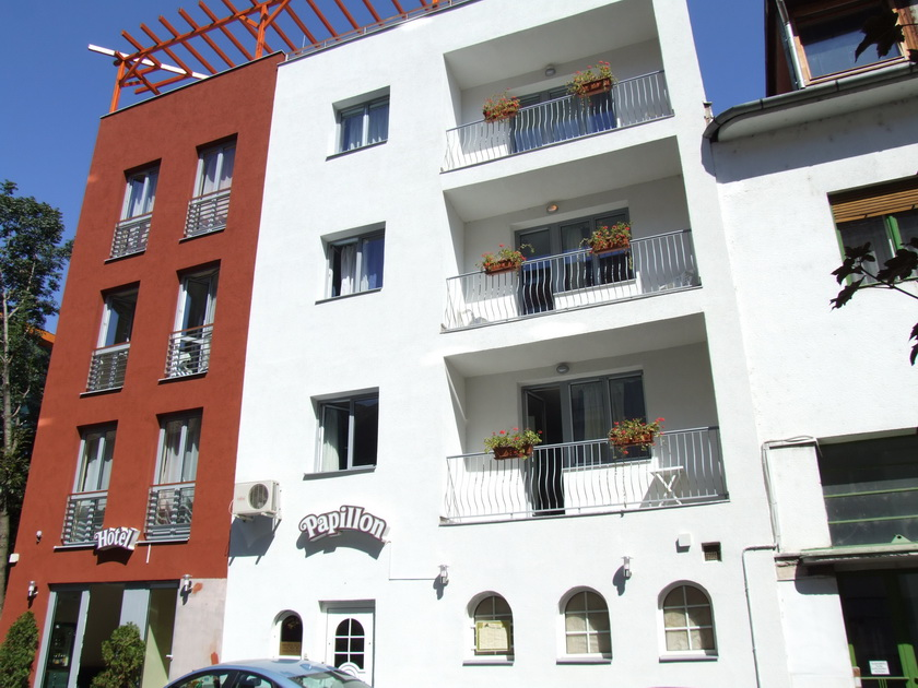 Image #1 - Hotel Papillon - Budapest