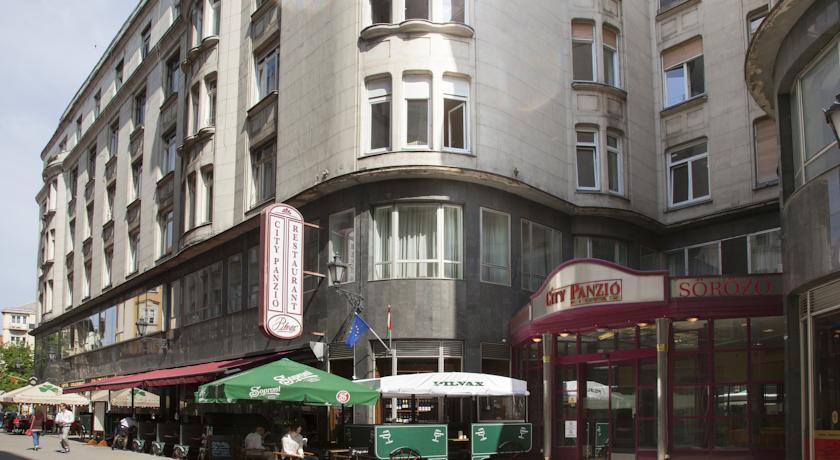 promenade city hotel budapest