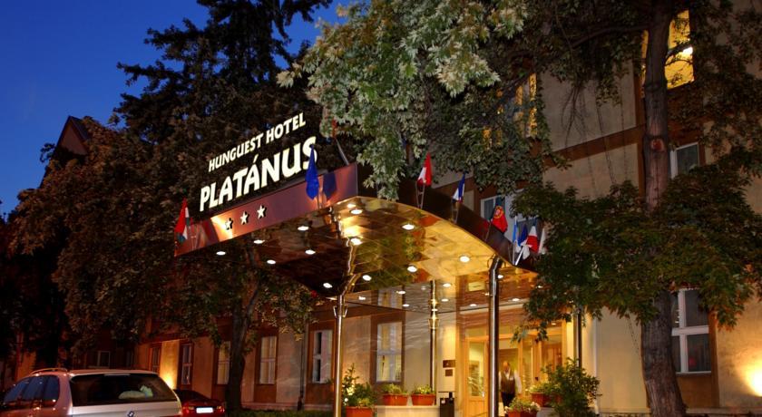 Image #1 - Hotel Platanus - Budapest