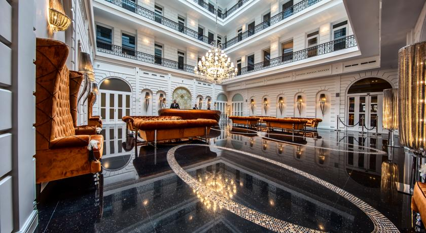 Image #20 - Prestige Hotel Budapest - Budapest
