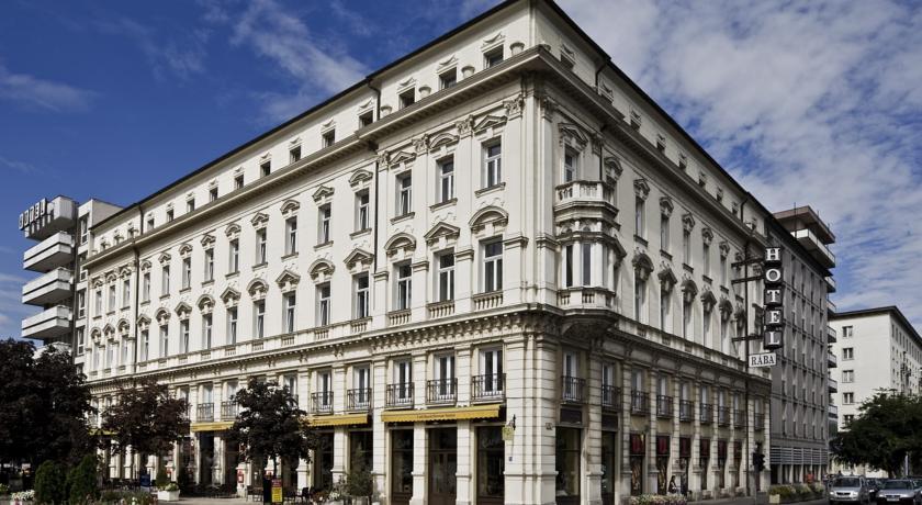 Image #1 - Hotel Rába - Győr
