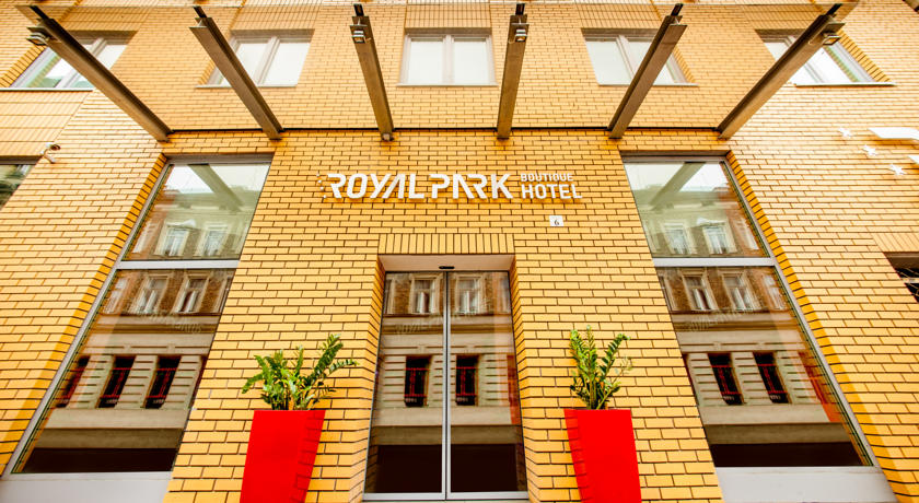 Image #1 - Royal Park Boutique Hotel - Budapest