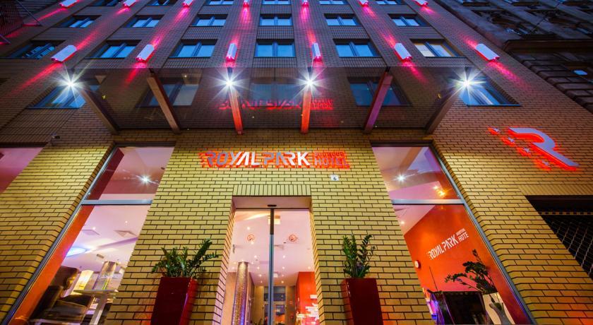 Image #2 - Royal Park Boutique Hotel - Budapest