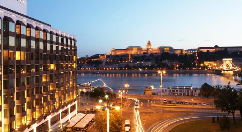 Image #1 - Hotel Sofitel Budapest Chain Bridge - Budapest