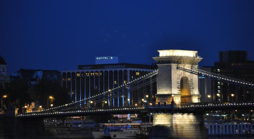 Image #10 - Hotel Sofitel Budapest Chain Bridge - Budapest