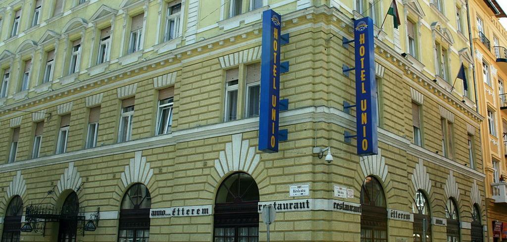 Image #1 - City Hotel Unio - Budapest