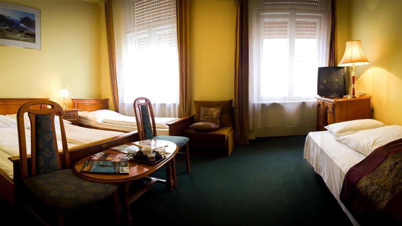Image #2 - City Hotel Unio - Budapest