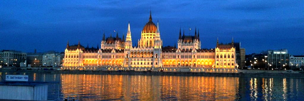 all hotels budapest